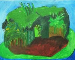 1. 30x40 schilderij V